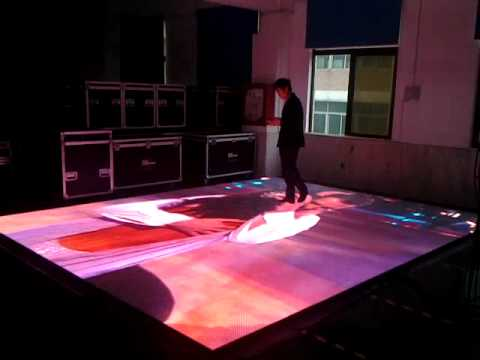 Led Dance Floor Tile Rental Led Floor Display Night Club