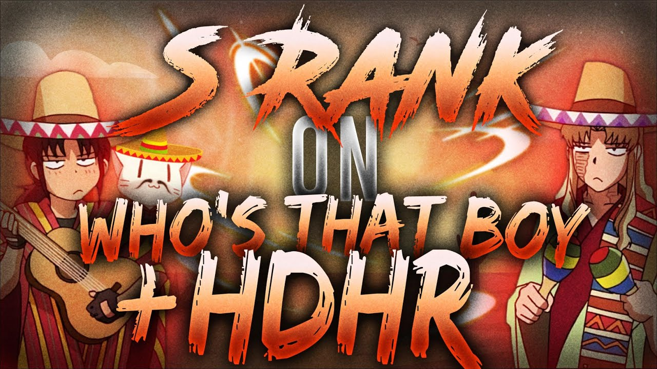 osu! S-Rank on WHO'S THAT BOY +HDHR | WhiteCat