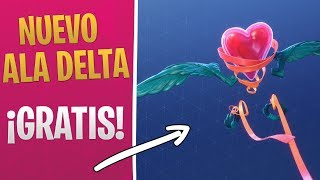 How to get this New Delta Wing FOR FREE - Fortnite - News