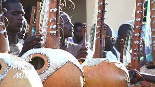 Kora and N'goni Music from West Africa - 30 minutes - Videos from Senegal