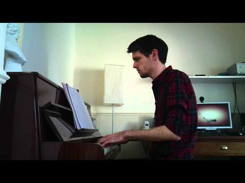 The National - Gospel (Piano Cover)