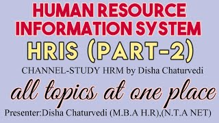 Hris|human resource information system (part2)