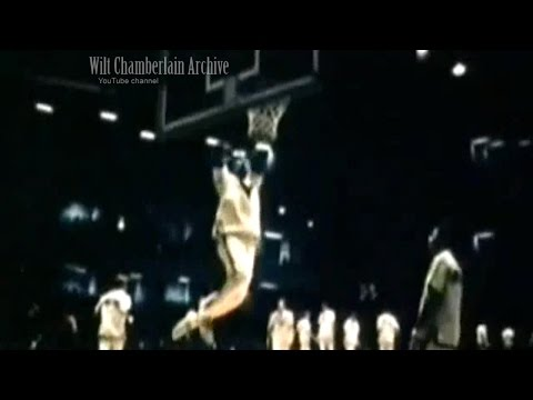 Pre-Game Dunks from the 1950