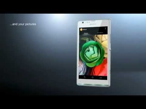 sony xperia sp Trailer March 2013