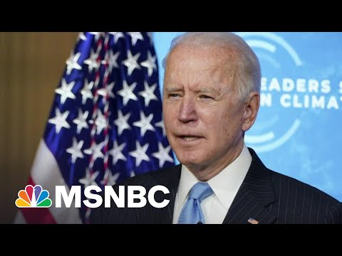 Majority Supports President Biden's Spending Plan: Poll | Morning Joe | MSNBC