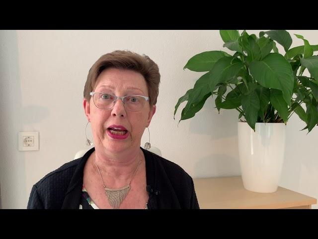 Hanneke van der Griendt over Voetentraining