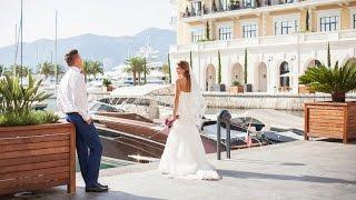 Wedding in Montenegro. Свадебный фотограф в Черногории Марина Андрейченко, Будва