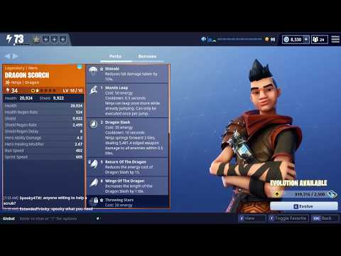 TIPS: THE LAST CHANCE FOR WEEKLY ITEMS TO BUY LEGEND FLUX & UPGRADE MY EPIC NINJA