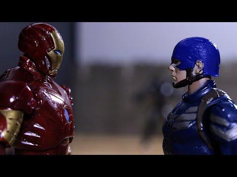 Avengers: Infinity War - Part 2 (Stop Motion Film)