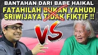 Download lagu WOWWW Ust Haikal Hassan BANTAH Pernyataan Babe Ridwan Saidi Mengenai FatahilahSriwijaya MP3