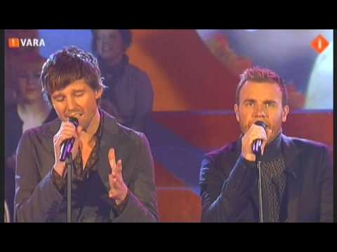 Take That  - The Garden live ( 14-3-2009 )