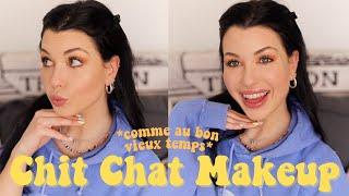 Confession, Projets à Deux & Expérience Paranormale : Chit Chat Makeup | Vlogmars 3