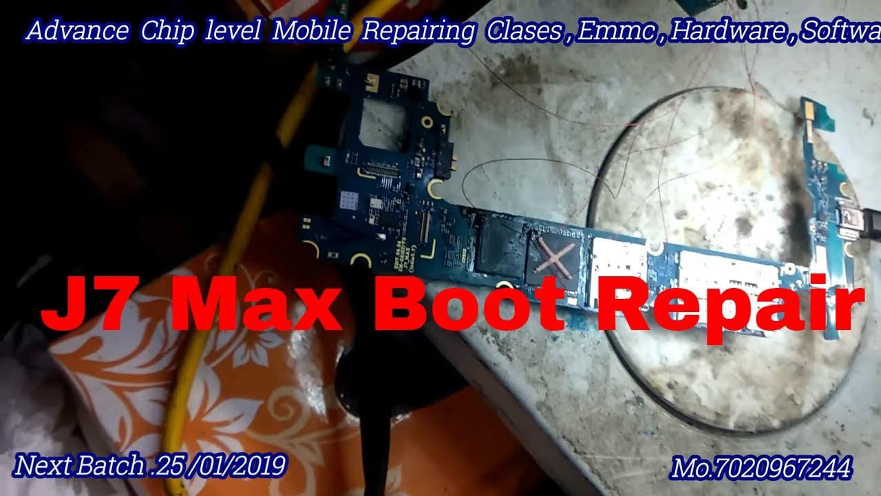 SM-G615 /Samsung J7 Max Dead Boot Repair Done : LightTube