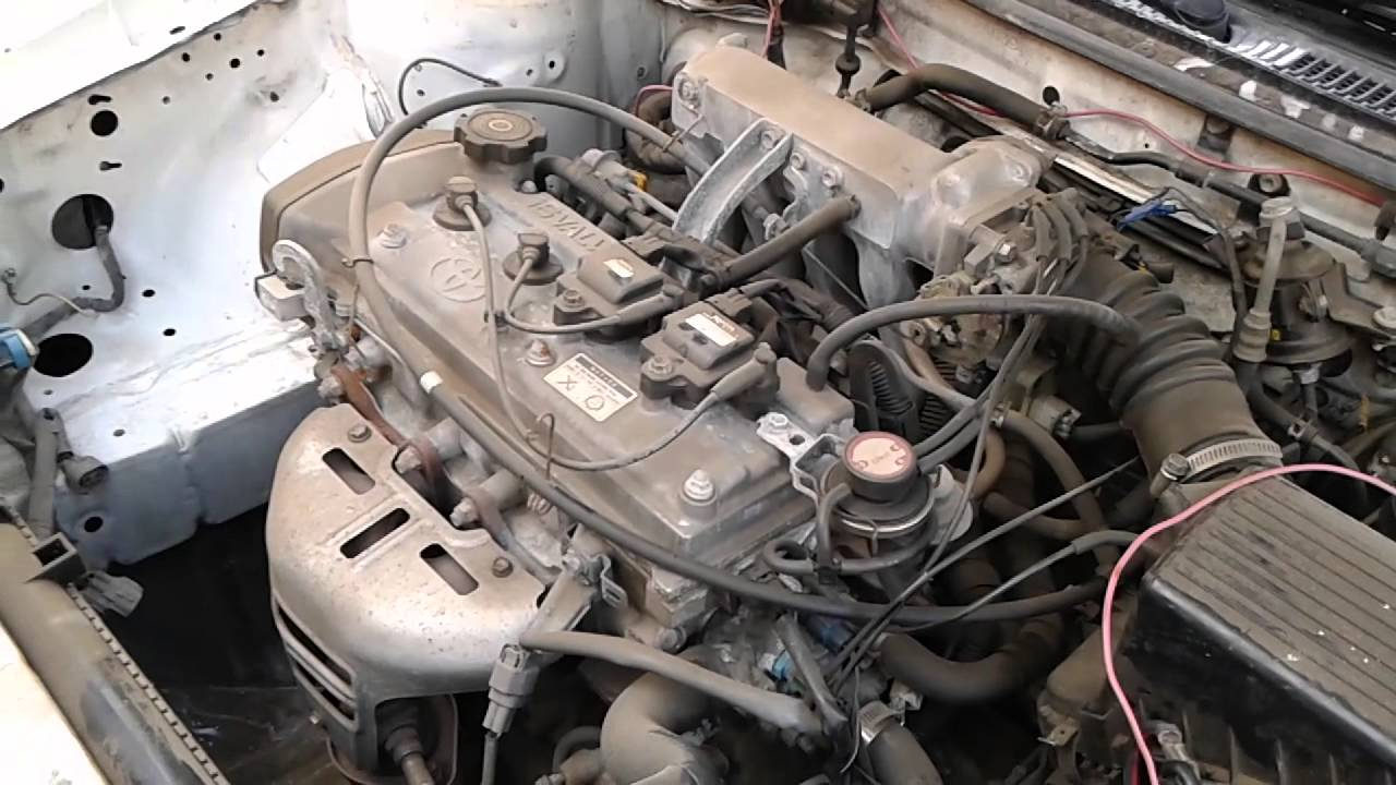 1996 Toyota Tercel Beautiful Motor Youtube