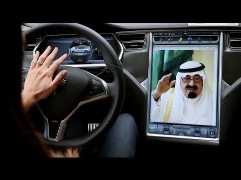 King Abdullah: Let The Women Drive