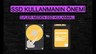 SSD DISKLERIN FAYDALARI (NEDEN SSD DISK KULLANMALIYIZ)