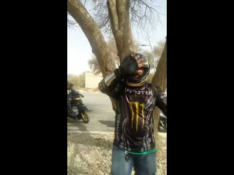 RIYADH FRIENDLY BIKERS 2016 - Ride to Haer River