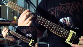 Hate Eternal - King of All Kings (guitar cover)