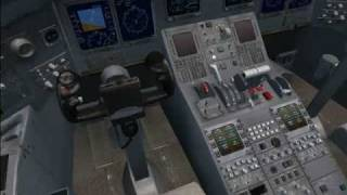 Microsoft Flight Simulator X PC Gameplay
