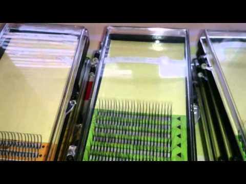 Наращивание ресниц- 2,3,5D (обзор ресничек)