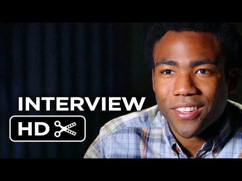 The Lazarus Effect Interview - Donald Glover (2015) - Olivia Wilde ...