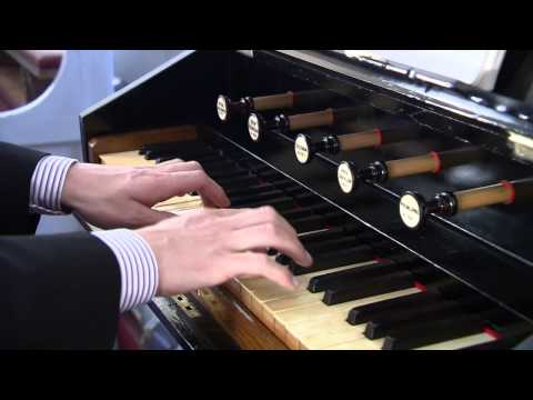 Samuel Wesley - Gavotte for organ