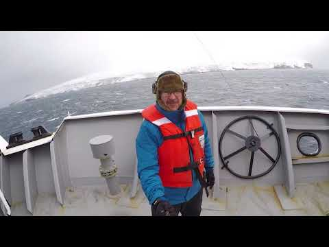 3Y0Z Antarctic Bouvet Island DXpedition 2018 Expedition (by EY8MM)