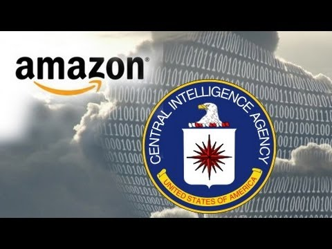 Amazon CIA Cloud Contract and Its Bid to Take Over the World