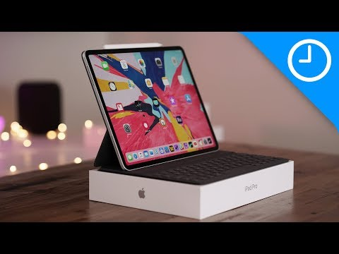 Review: 12.9-inch iPad Pro (2018) - A Tamed BEAST!