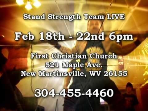 STAND Strength Team W.V. Feb 2009