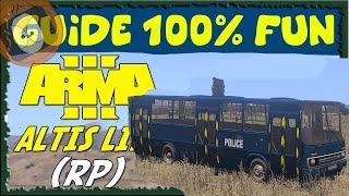altis life   bus police transfert de dtenu   arma 3 mod