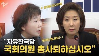 나경원에서 정미경으로, 다시 불거진 자유한국당 의원