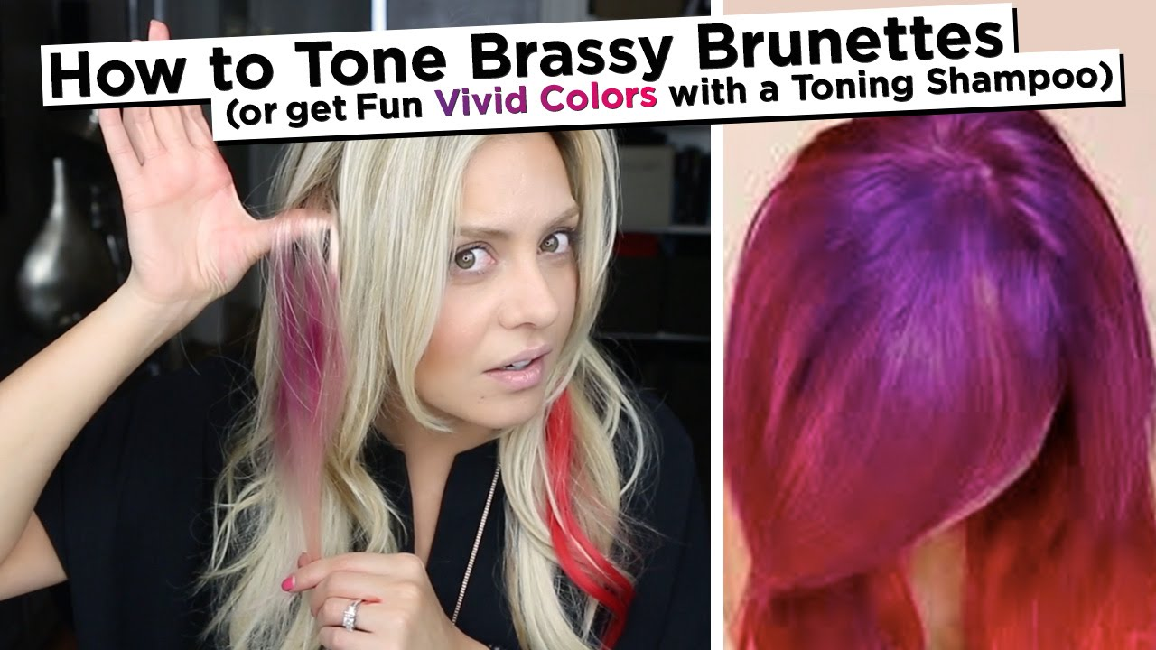 Funky Hair Colors For Brunettes