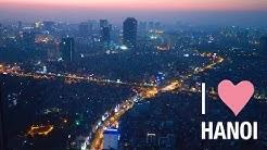 HANOI - laut, wunderschön und ein bisschen korrupt!