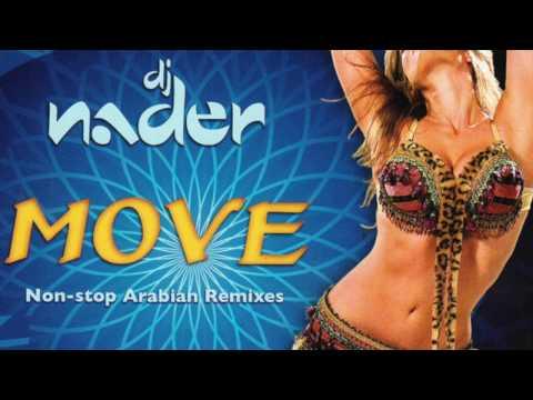 DJ NaderMove Album