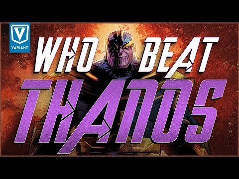 Characters Who Have Thanos!