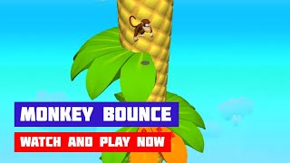 Monkey Bounce · Game · Gameplay