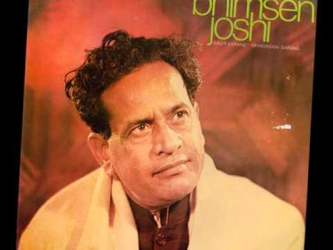 Bhimsen Joshi Sun Sun Sadho Jee Bhajan