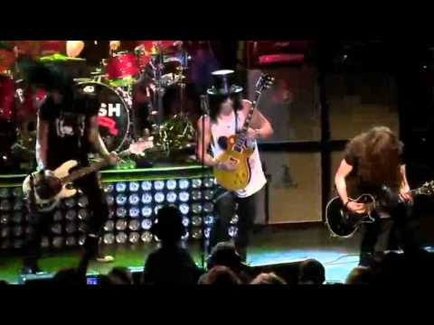 "Slash Live from New York: ""Apocalyptic Love"" Album Release Show Part 1"