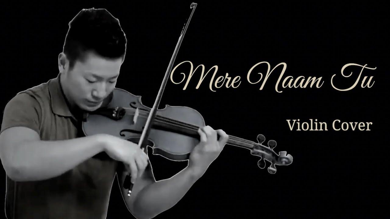 Mere Naam Tu | ZERO | Violin Cover |Japanese Violinist |Shah Rukh Khan, Katrina Kaif |T-Series