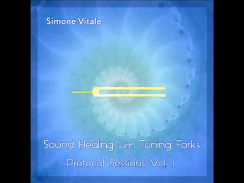 Sound Healing with Tuning Forks | Calming anxiety