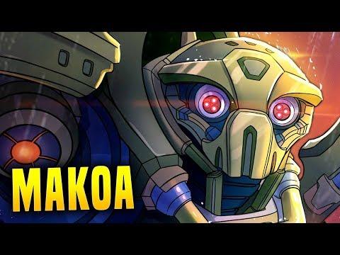 New Makoa In The New Event! (30 Streak) | Paladins 2.02