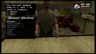 Grand Theft Auto San Andreas se pegar 50 likes e muito