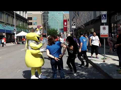 Winnipeg Today | 33 | The 50th Canada Summer Games | Public Street Event