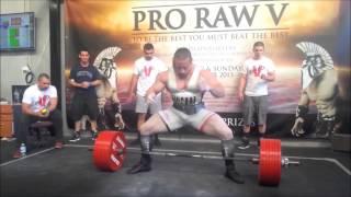 Dan Green - Art of Raw Powerlifting