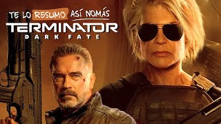 Terminator Dark Fate | #TeLoResumo