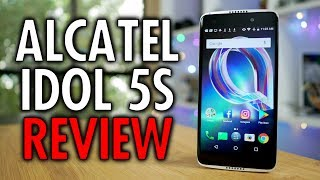 Alcatel Idol 5S Review  Recovering at a Lower Price?