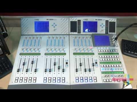 Tutorial Mesa de Radio AEQ BC-2000D