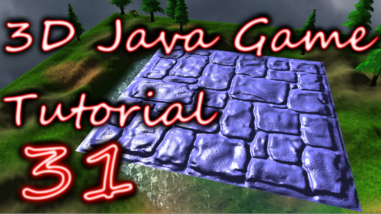 OpenGL 3D Game Tutorial 31: Normal Mapping