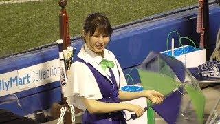 20190517Passion#9JURAさんがスタンドで「 東京音頭」(東京ヤクルトオフ...